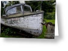 Pennsylvania Boat Greeting Card