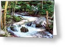 Pennsylvania Creek Greeting Card