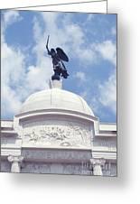 Pennsylvania Monument - Gettysburg Greeting Card