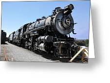 Pennsylvania Railroad H8 Greeting Card