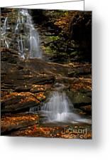 Pennsylvania Waterfalls Greeting Card