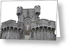 Penrhyn Castle 2 Greeting Card