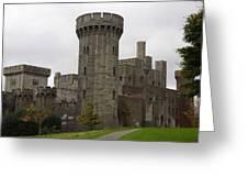 Penrhyn Castle 4 Greeting Card