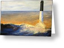 Pensacola Lighthouse Greeting Card