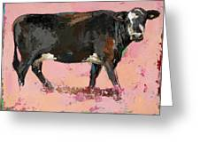 People Like Cows #2 Greeting Card