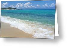 Perfect Beach Greeting Card