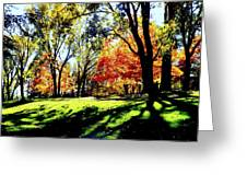 Perfect Picnic Spot Greeting Card
