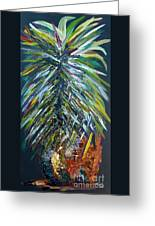 Perfect Pineapple Greeting Card by Eloise Schneider