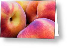 Perfectly Peachy Greeting Card