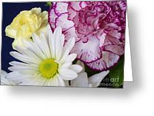 Perky Posies Greeting Card