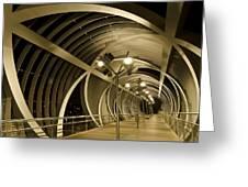 Perrault Bridge Greeting Card