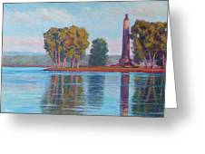 Perry Monument Greeting Card