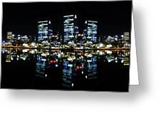 Perth 18 Greeting Card