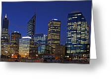 Perth 6 Greeting Card