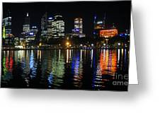 Perth 8 Greeting Card