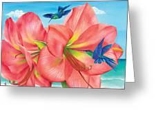 Petal Passion Greeting Card