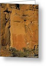 Petroglyphs   #1054 Greeting Card