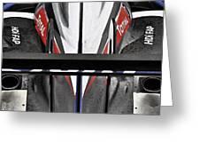 Peugeot Endurance Racing Car Greeting Card