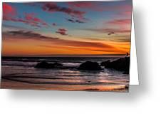 Pfeiffer Beach Greeting Card