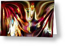 Pharaonic Council Greeting Card