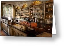Pharmacist - The Dispensatory Greeting Card