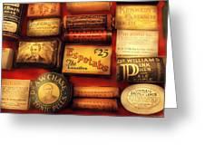 Pharmacist - The Druggist Greeting Card