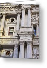 Philadelphia Architecture 2 Greeting Card