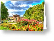 Philadelphia Art Museum 5 Greeting Card