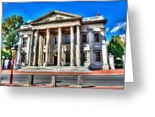 Philadelphia First Bank Greeting Card