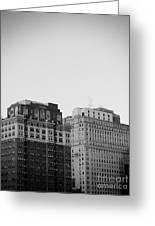 Philadelphia Skyline 2 Greeting Card