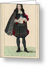 Philippe, Duke Of Orleans  French Greeting Card