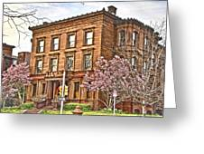 Philly Fairmount View Two Greeting Card
