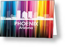 Phoenix Az 2 Greeting Card