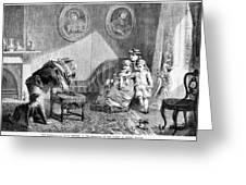 Photographer, 1864 Greeting Card