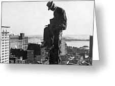 Photographer, 1907 Greeting Card