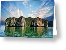 Phuket 2 Greeting Card