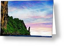 Phuket 3 Greeting Card