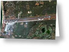 Phuket Airport Greeting Card