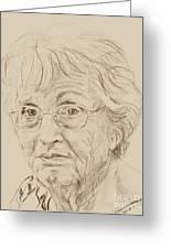 Phyllis Greeting Card