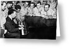 CANVAS Polish Pianist Artur Rubinstein Art print POSTER