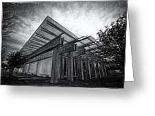 Piano Pavilion II Greeting Card