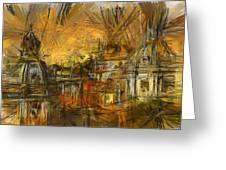 Rome-piazza-venezia-roma Greeting Card