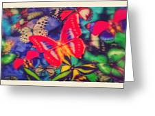 Pic Of A 3d Poster Greeting Card