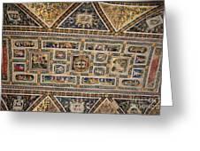 Piccolomini Bibliotheca - Siena Greeting Card