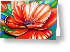 Pick Me Poppy Greeting Card
