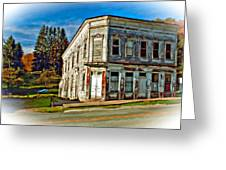 Pickens Wv Painted Greeting Card