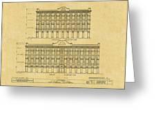 Pico House Greeting Card