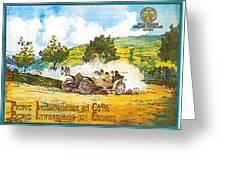Picpic Incomparagle En Cote Greeting Card