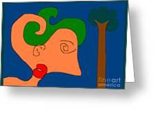 Pictree Greeting Card