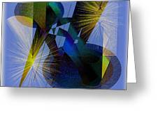 Pieces 2 Greeting Card